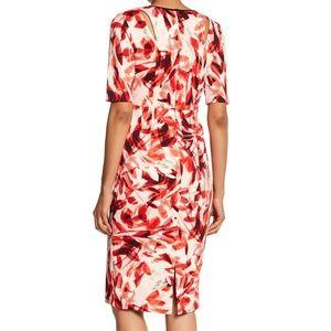 Maggy London Dresses - Maggy London Textured Cutout Dress